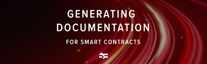 smart contract documentation thumbnail