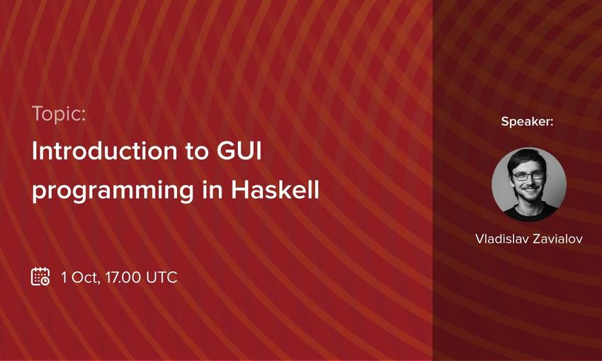 GUI Programming in Haskell