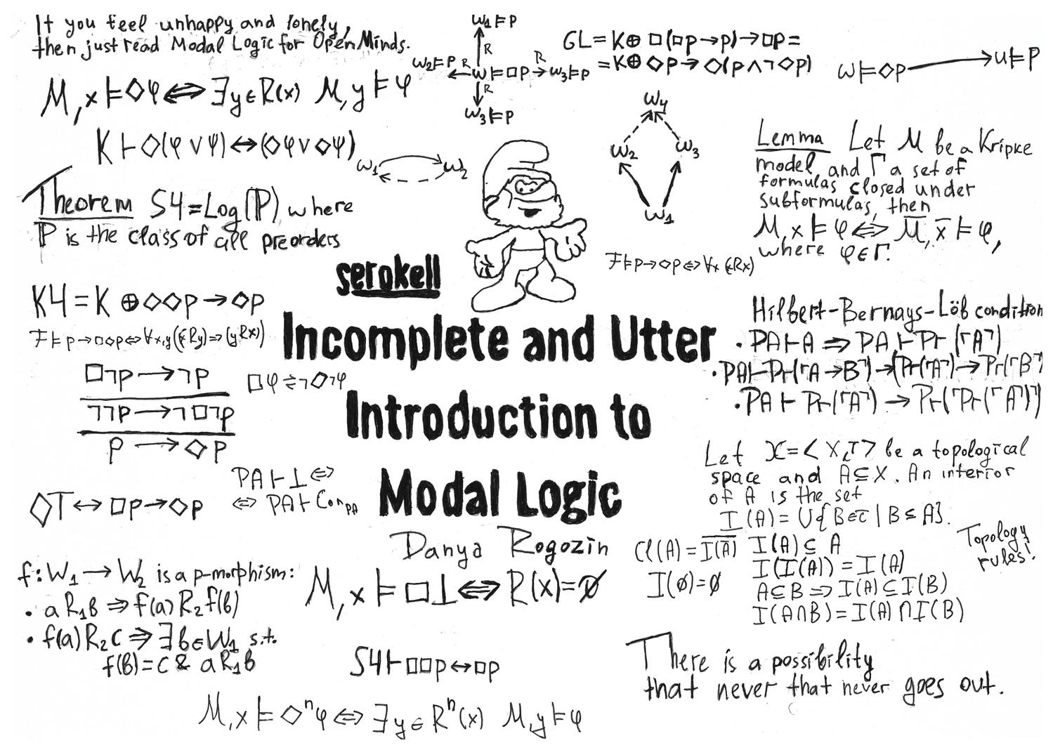 Modal Logic: Introduction