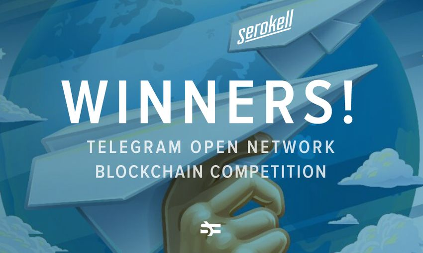 Serokell Takes First Place at Telegramm Contest
