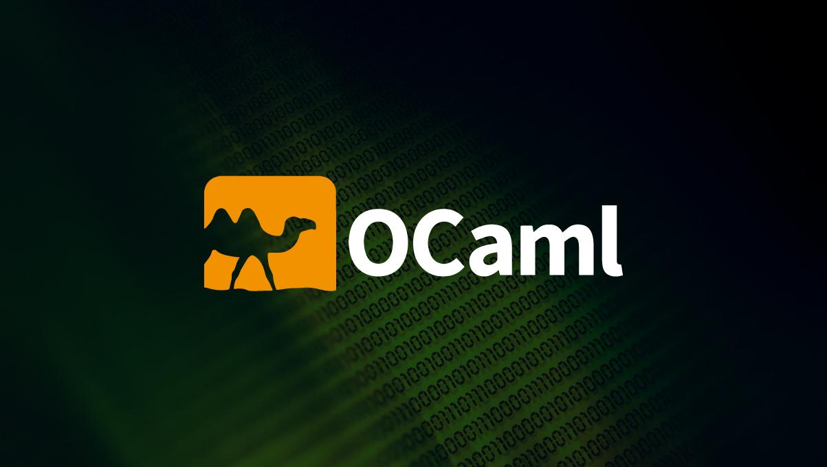 Functional programming languages: OCaml