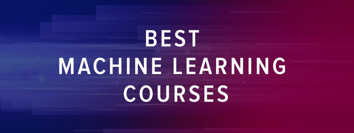 best ml courses