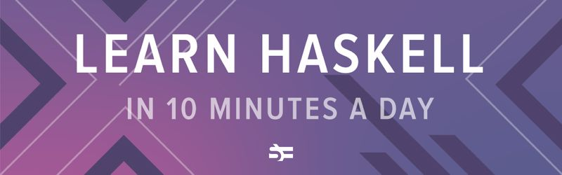 learn haskell in 10 minutes for free