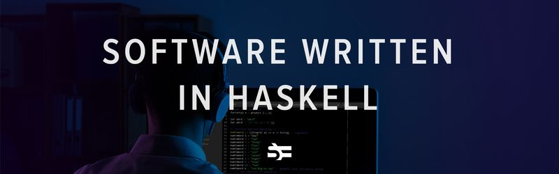 top software written in haskell