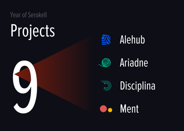 9 projects