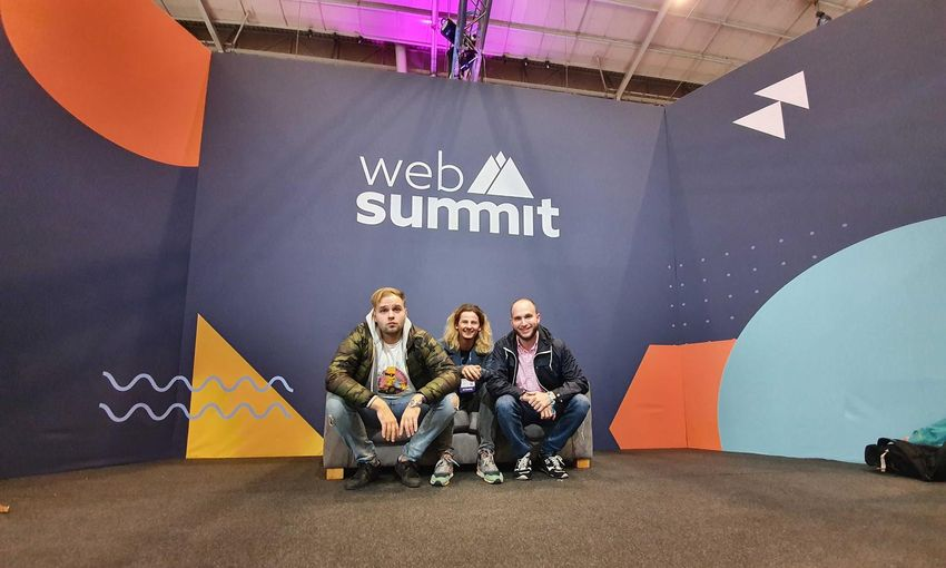 Serokell at Web Summit 2019