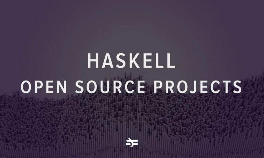 best haskell open source projects