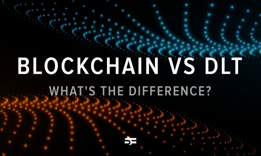 Blockchain vs. DLT: What's The Difference?