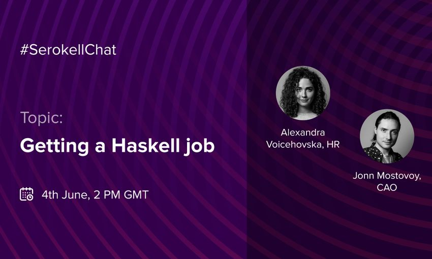 getting a Haskell job