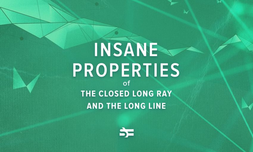 Insane Properties of the Closed Long Ray and the Long Line